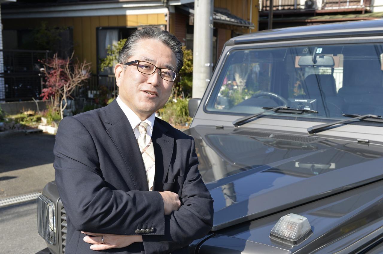 川越の車買取りハッピーカーズふじみ野店オーナー野崎裕和