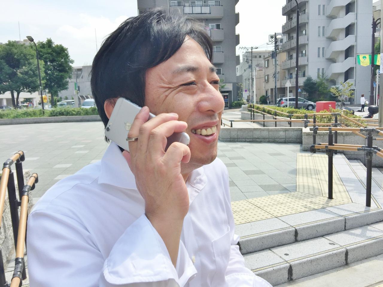 車買取りハッピーカーズ 福島中央店 遠藤オーナー