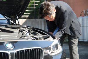 車好きにはたまらないと評判でもあるハッピーカーズFCの査定研修