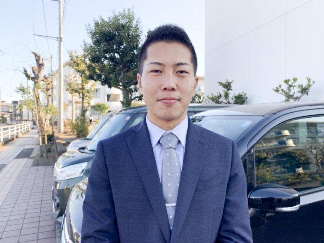 車買取りハッピーカーズ小田原店の遠藤です