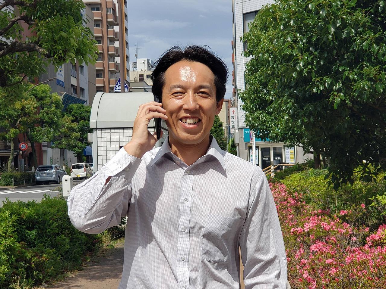 車買取りハッピーカーズ 伊勢崎店 店長の 撹上篤