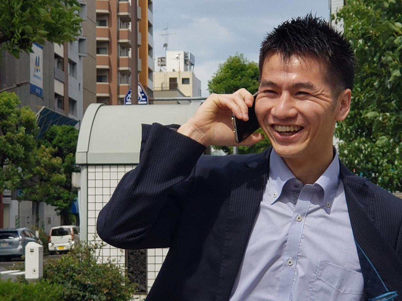 車買取りハッピーカーズ 福岡西店 店長の福村