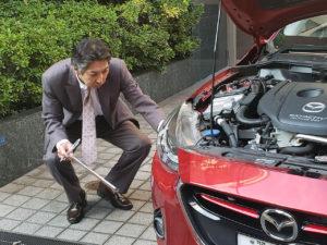 自動車業界一筋ですので、何でもご相談ください!