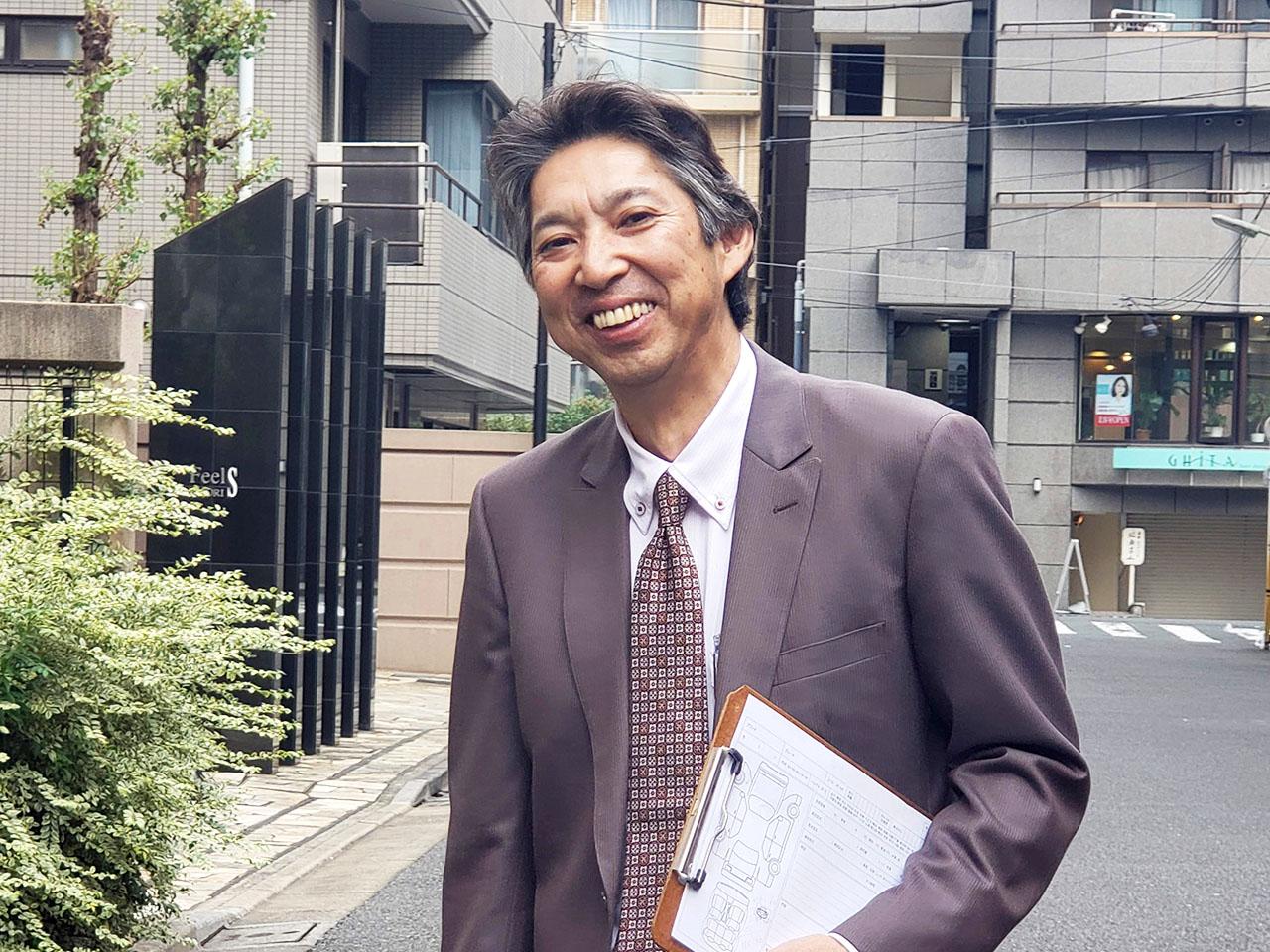 車買取りハッピーカーズ 静岡葵店 店長の 中村佳祐