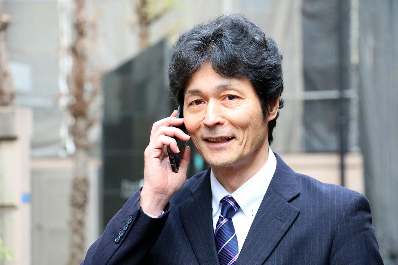 車買取りハッピーカーズ 渋谷店 店長の 成田