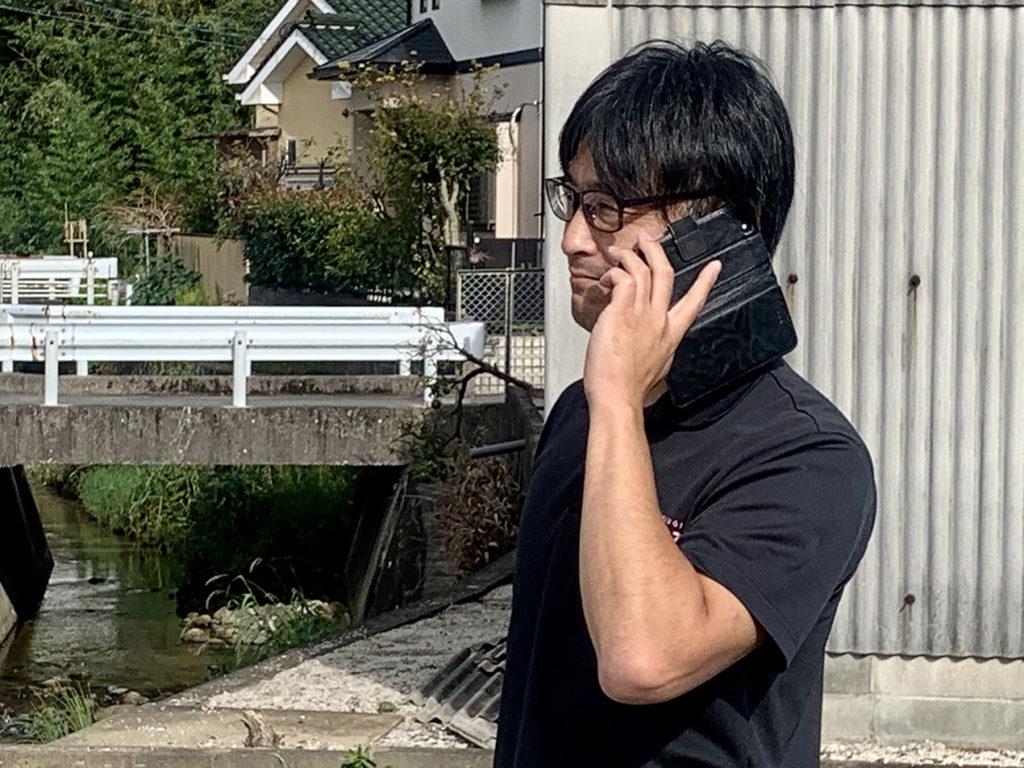 車買取ハッピーカーズ 福岡東店 店長の今村