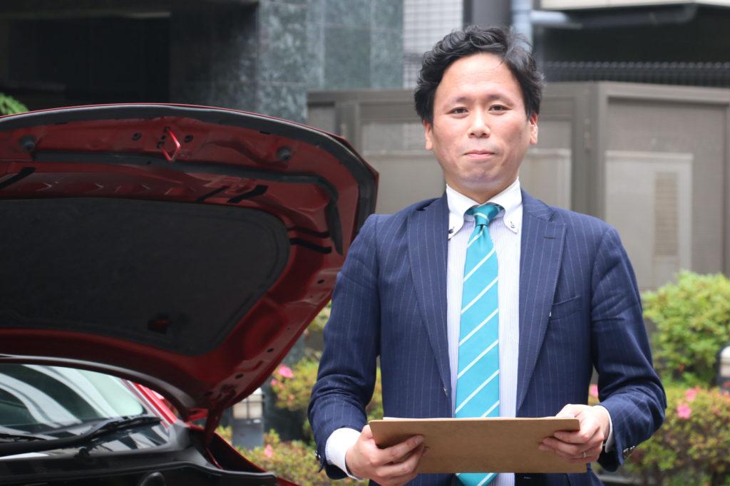 車買取りハッピーカーズ 仙台宮城野店 店長の 望月満